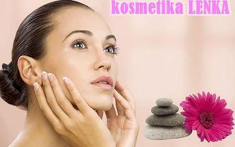 390 Kč (místo 990 Kč) za luxusní kosmetické ošetření LÁVOVÝMI KAMENY + lifting obličeje. Vhodné i pro muže! Omlazení a regenerace pleti, absolutní uvolnění. Sleva 60% .