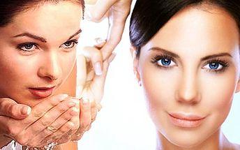 Ošetření pleti s detoxikací, dermisovou masáží a liftingem! Mladá pleť může být v každém věku, když se o ní staráte!