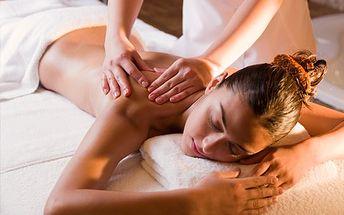 60minutová medová masáž zad uleví od stresu, prohřeje tělo a uvolní svalstvo a starosti jsou ty tam! Za příjemnou cenu 219 Kč