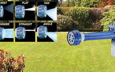 Revoluční vysokotlaký čistič 8v1 EZ Jet vodní dělo! Proměňte svou normální zahradní hadici v okamžiku na EZ Jet vodní dělo!