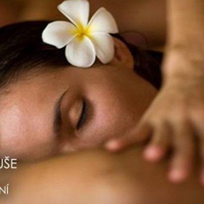 HODINOVÁ MASÁŽ DLE VÝBĚRU s báječnou slevou 69%!! Vyberte si relaxační, klasickou, nebo sportovní masáž a nechte své tělo i mysl regenerovat blahodárnou sílou doteku, nyní za 279 Kč!!