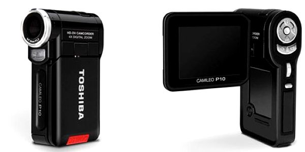 1499 Kč za FullHD kameru Toshiba Camileo P10, která zaznamená všechny Vaše všední i nevšední zážitky se slevou 62%