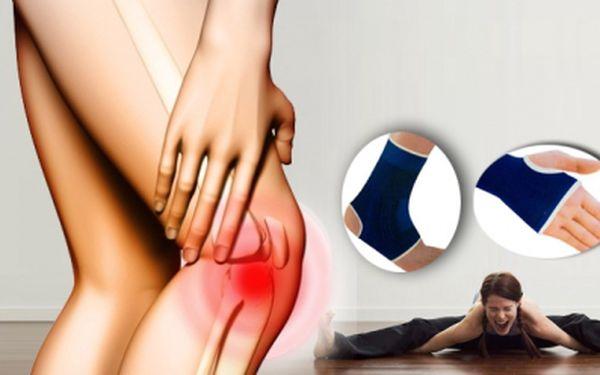 Máte bolesti při práci, sportu a námaze? Bolí Vás klouby? Zdravotnické zpevňující bandáže na kolena, kotníky, dlaně a zápěstí s úžasnou slevou 67% pomohou vyřešit Vaše problémy. Nyní jen za 99 Kč za 2 kusy včetně poštovného!