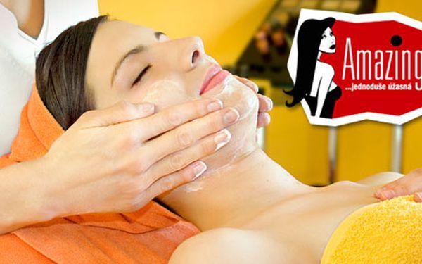 Užijte si 90 minut kosmetického ošetření obličeje, krku a dekoltu! Pouhých 359 Kč s HyperSlevou 55 % v samém centru Prahy.