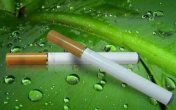 Poštovné ZDARMA. Jedinečná nabídka pro všechny kuřáky! Získejte za bezkonkurenční cenu elektronickou cigaretu a k tomu 20 ks náplní! Navíc také získáte 3 druhy nabíjení!