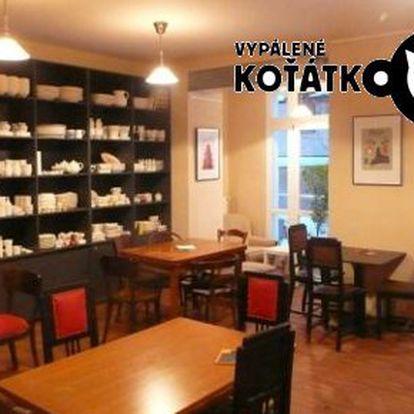KUPON - 50% sleva na malování i všechnu využitou keramiku - Praha! Ozdob si třeba svůj vlastní hrneček!