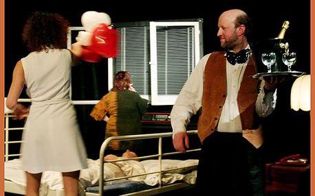 Prídte sa zabaviť a vychutnajte si predstavenie divadla SkRAT s názvom NEMUSÍM VEĽA - STAČÍ DOBRE