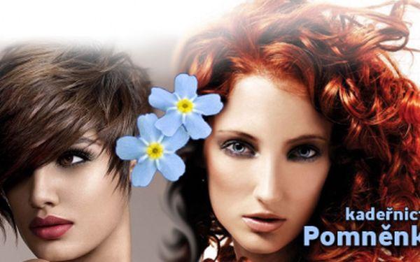 DÁMSKÝ STŘIH vlasů s KERATINOVÝM ošetřením pro všechny délky vlasů! Jen 240 Kč pro dokonalou péči poškozených a oslabených vlasů, se slevou 50%!