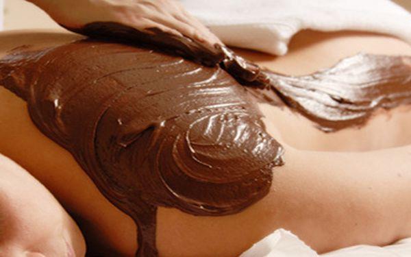 Zážitková čokoládová masáž - báječných 120 minut!
