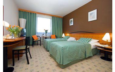 Akční nabídka - luxusní pobyt v Hotelu Expo**** v Praze pro 2 osoby za skvělých . . 1375,-