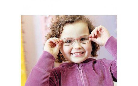 Slevový kupón na jedny brýle, dle vlastního výběru ZDARMA za pouhých . . . 199,- Kč