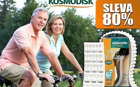 Pouze 199 Kč za prověřený a oblíbený Kosmodisk Classic pro odstranění bolesti zad a páteře. Spokojenost více jak 2 000 000 zákazníků mluví opravdu za vše.