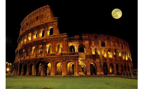 Dovolená v Římě v jednom z nejkrásnějších měst světa v pěkných apartmánech za dvě osoby na 3 dny (2noci) jen za . . . 2490,-Kč