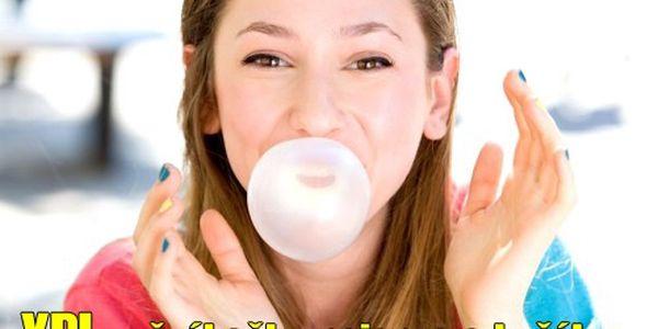 85 Kč za 144 ks!!! Revoluční AMERICKÁ ŽVÝKAČKA XPL. Jediná, která dokáže vylučovat NIKOTIN z těla, čistí zuby a osvěží dech. Kup 3 balení + 1 zdarma!!!