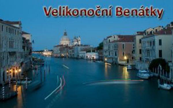 Velikonoce v Benátkách, Pompejích a na Garganu, 7denní zájezd s plnou penzí a s 50% slevou - Využijte vysokou slevu na Velikonoce v Benátkách, Pompejích a na Garganu!