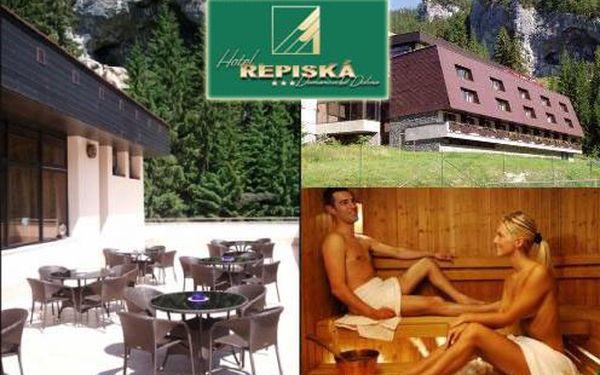 Užijte si super 3-denní wellness pobyt pro dva v čarokrásné Demänovské dolině, pár minut od Jasné jen za 2950 Kč