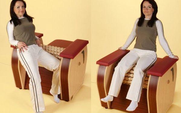 Štíhlých 59 Kč za formování postavy na masážním stroji ROLLETIC (40 min.) v CENTRU ZDRAVÍ A REGENERACE! Pošlete celulitidu a přebytečná kila k šípku!