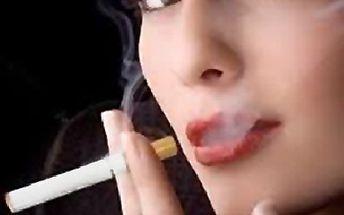 E-Health Elektronická cigareta + USB + Auto nabíječka + 10 náplní + Pošta ZDARMA