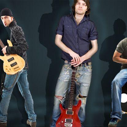 Tříměsíční online kurz hry na hudební nástroje vRockové škole! Akustická, elektrická i basová kytara nebo bicí.