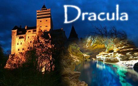 5-dňový poznávací zájazd do tajomnej TRANSYLVÁNIE s Adria Travel! Návšteva rodného domu DRACULU, prehliadka múzea a hradu kde vznikla jeho legenda, soľnej bane, či historického Cluj Napoca so zľavou 39%!