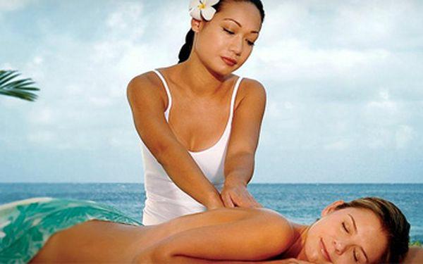HODINOVÁ HAVAJSKÁ MASÁŽ HUINA LOMI za 299 Kč!! Nechte se unášet na vlně relaxace pomocí speciální masážní techniky, která spojuje regeneraci, detoxikaci a omlazení celého těla!!