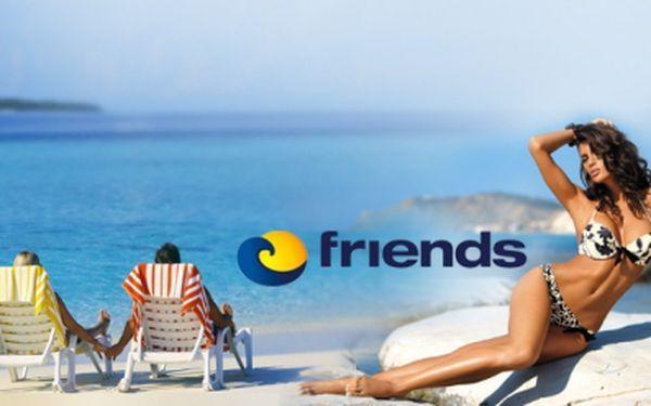 Vyberte si z množstva zájazdov do celého sveta za jedinečné ceny! Využite zľavovú poukážku na akúkoľvek dovolenku letecky. 100 € poukážka na akýkoľvek zájezd letecky len za 60 €!