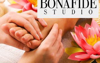 20minutová relaxační masáž plosek nohou za velmi nízkou cenu! Zbavte se stresu a napětí a načerpejte novou energii!