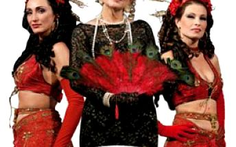 Vstupenka na nejlepší světovou operetu Čardášová princezna. Hudební divadlo KARLÍN - již 11. 4. 2012!