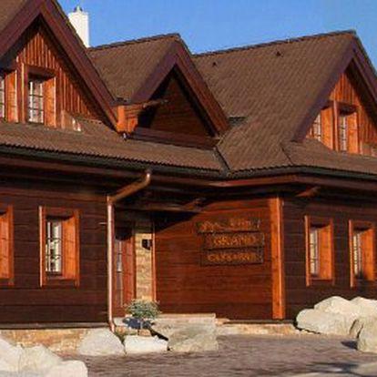Luxusné Vysoké Tatry na 4 dni pre DVOCH v apartmánovej rezidencii VilaGRAND len za 129€!