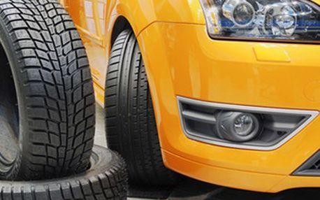 PŘEZUTÍ PNEUMATIK v Praze. Připravte Váš automobil na jaro. Náš autoservis pro Vás připravil přehození kol všech typů osobních vozů i výměnu pneumatik s vyvážením kol.