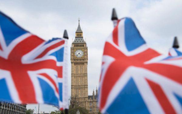 Jazykový pobyt ve Velké Británii od 13720 Kč na dva týdny!