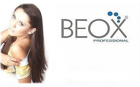 Lesklé, zářivé a zdravé vlasy s brazilským keratinem beox professional bez formaldehydů