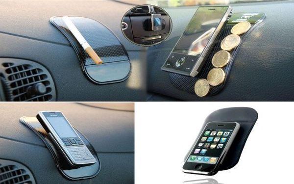 Jedinečná protiskluzová nanopodložka. Vhodná do auta, kanceláře či domácnosti! Udržte věci na svém místě za úžasných 29 Kč!