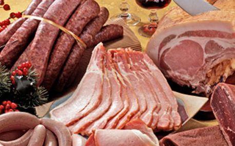 Výtečná ZABIJAČKA pro 2- 3 osoby 1kg ovarového kolena, jelito, jitrnice, zabijačková polévka nebo 1kg ovarového kolena a 600g vepřových žeber+ ke každé variantě příloha: pečivo, křen a hořčice.
