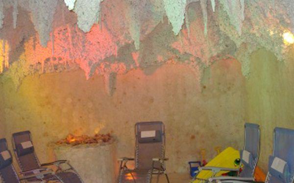 Cenová bomba !! Vstup do solné jeskyně za 47 Kč !! Relaxujte a načerpejte zdraví se slevou 57% !!