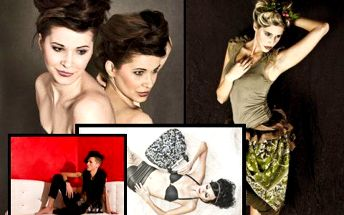 Nechte se hýčkat jako fotomodel(ka)! 3 profesinální fotografie v digi podobě včetně retuše, styling a make-up v ceně!