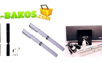 E-cigareta eGo-W! 1300mAh je To nejlepší, co se dá na trhu v ČR a SR koupit v oblasti e-kouření a poštovným v ceně !