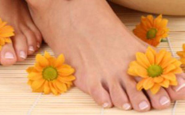149,- Kč za pedikúru v masážním křesle a relaxační masáž chodidel v centru Ostravy! Sleva 45 %!