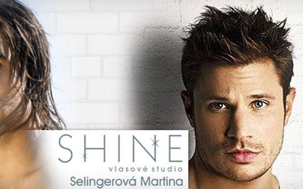 NOVÝ JARNÍ ÚČES PRO PÁNY za 89 Kč!! Mytí, střih dle posledních trendů a přání zákazníka, konečná úprava a styling se slevou 51%! Navíc 10% sleva na nákup kvalitní vlasové kosmetiky Compaigna del Colore!!