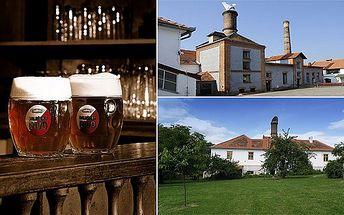 PRAHA - 1046 za víkendový zájezd za českým pivem do Dalešického pivovaru z filmových Postřižin.
