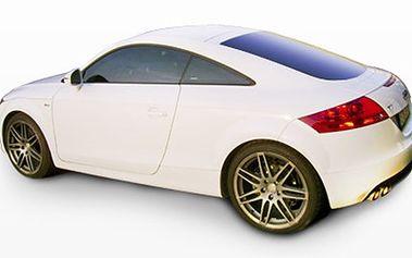 TÓNOVÁNÍ SKEL automobilu. Dopřejte si více soukromí. Tónování celého vozu mimo čelní sklo na tyto typy karoserií- kabriolet, 3dvéřové vozy, hatchback a liftback. U jiných typů je doplatek.