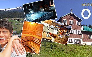 5 denní ubytování v Peci pod Sněžkou s polopenzí a výběrem z atraktivních balíčků: zumba