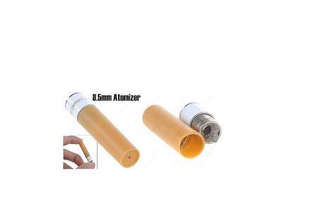 Doplňující příslušenství k e-cigaretě: 2 x baterie + 2 x atomizer za pouhých . . . 327,- Kč
