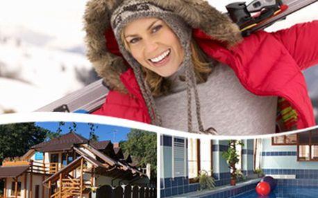 3 DNY pro 2 s polopenzí a dvoudenním skipasem 2x ubytování na 2 noci v termínu 16. 3. - 18. 3. 2012. Zalyžujte si a poté si užijte relax ve vířivce, bazénu nebo sauně. Hotelový komplex Avalanche se nachází v oblasti Hrubého Jeseníku.