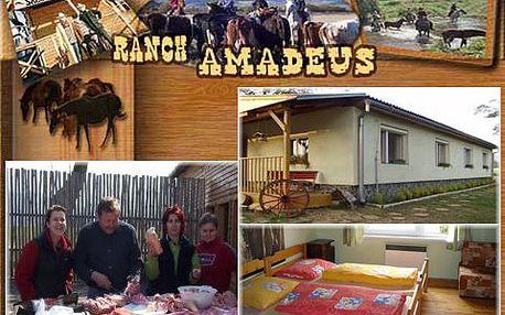 Víkendová zabijačka na ranči!