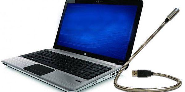 Pouze za 79,- Kč za diodovou USB lampičku, kterou můžete vytvarovat do požadovaného tvaru. Praktický dárek nejen pro muže!