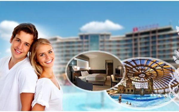 Luxusná dovolenka v Budapešti pre 2 osoby za 172 Eur! 3 dni v 4 * superior hoteli vrátane raňajok a NEOBMEDZENÉHO vstupu do celého wellness areálu! Využite tejto jedinečnej zľavy 47% s platnosťou kupónu do 30.08.2012!
