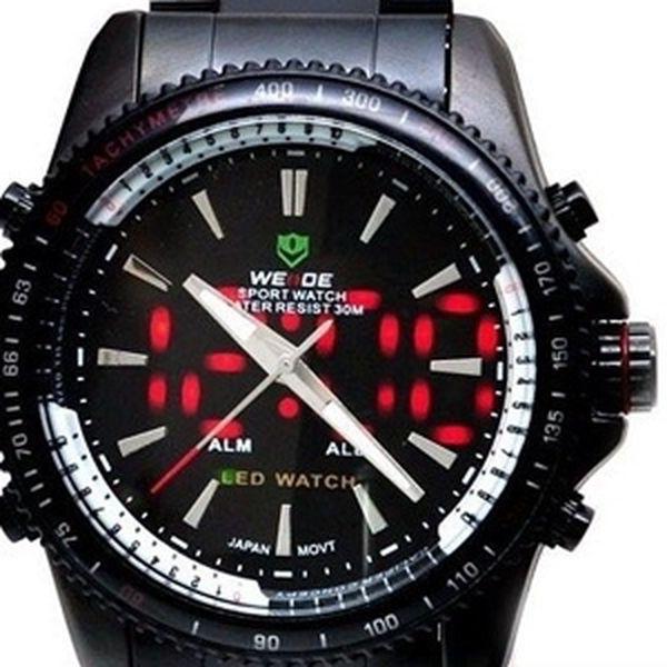 Stylové pánské hodinky weide jen za 699,-kč