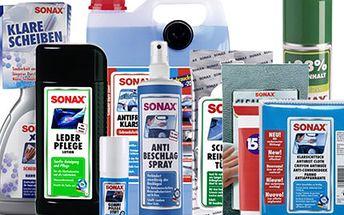 Sada AUTO a MOTO KOSMETIKY značky SONAX Vyzkoušejte kosmetiku SONAX pro údržbu Vašeho vozu. Pečujte o interiér i exteriér. Vyberte si z mnoha produktů.
