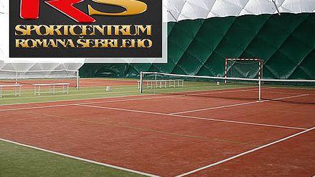 Pronájem tenisového kurtu na hodinu pro 2-4 hráče za super výhodných podmínek! Zahrajte si oblíbenou hru, odreagujte se! Na výběr ze tří povrchů.